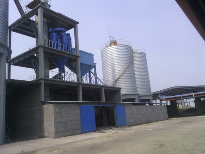 Husk Silo From China