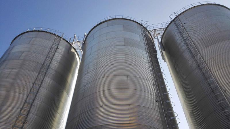 bolted steel silo manufacturer