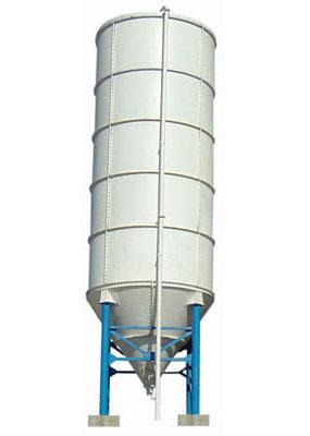 Hopper Bottom Silo Cone Bottom Silo Storage Steel Silo
